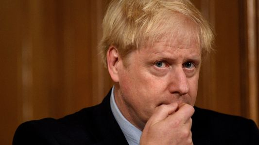 Why everybody's talking about Boris Johnson's battle with Brussels, Burnham and business