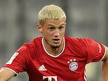 Leeds set to sign Bayern Munich midfielder Michael Cuisance in £18m deal