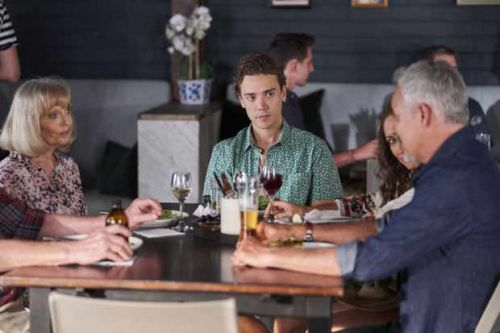 Ryder learns the truth about his dying dad in Home and Away - Lukas Radovich on his angry reaction