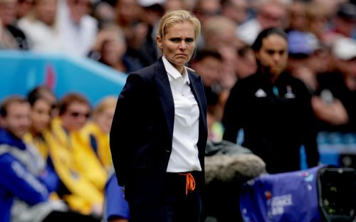 Sarina Wiegman in final stages of talks to become England Women manager