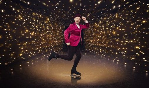 Where is Rufus Hound on Dancing on Ice this week? When will he be back?