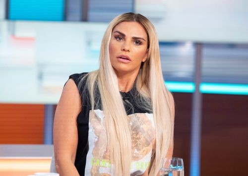 Katie Price receives 'devastating' news about broken feet after returning to UK in wheelchair