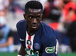 Man United 'eye up move to bring Idrissa Gueye back to the Premier League' with PSG ready to sell