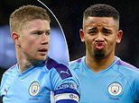 Man City's two-year Champions League ban could lead to key stars wanting out this summer