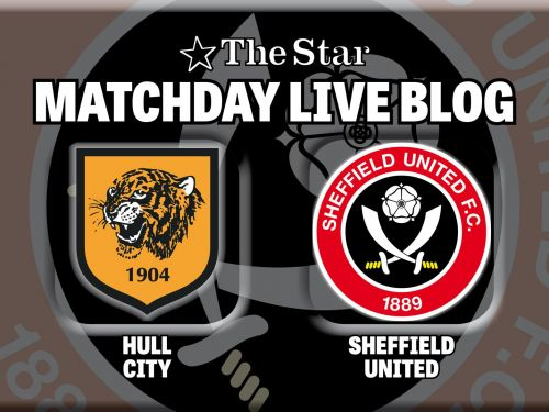 Hull City v Sheffield United LIVE: Matchday Live blog updates as Blades look to put pressure on promotion rivals Leeds United at KCOM Stadium