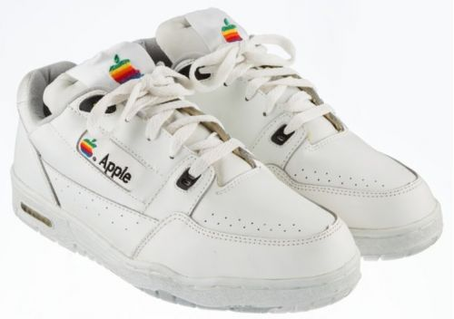 Classic Apple trainers just sold for nearly $10,000