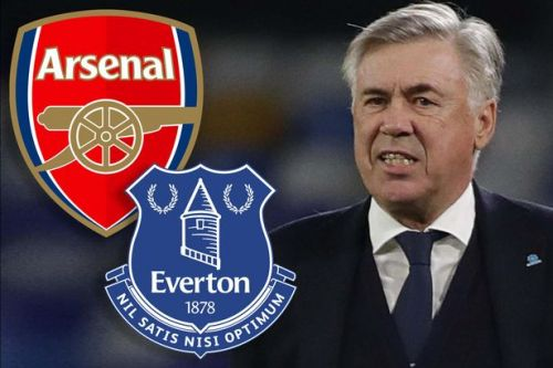 Carlo Ancelotti sacked by Napoli amid Arsenal and Everton links