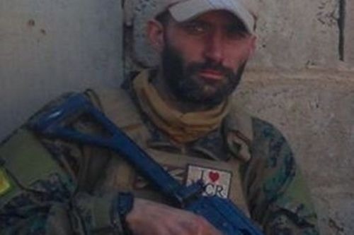 Ex-para who fought ISIS 'sick to his stomach' at being accused of terror himself