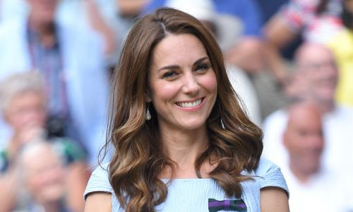 We can totally see Kate Middleton in this H&M chiffon dress