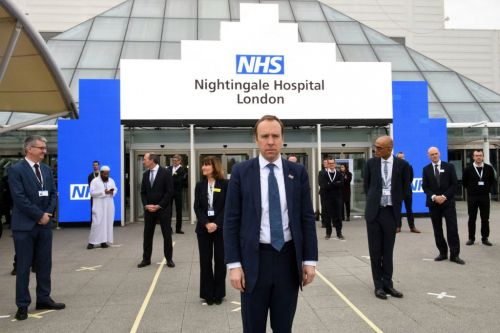 Excel owners 'charging NHS millions to use it for new Nightingale hospital'