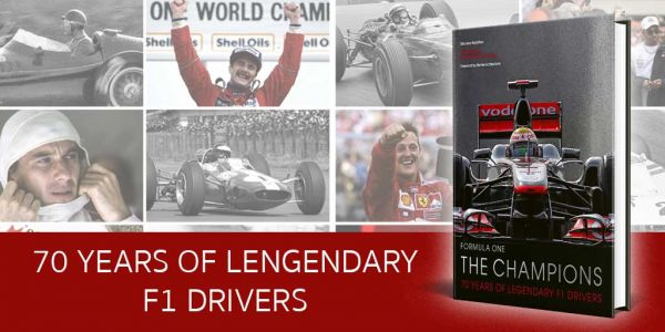 Book review: Formula One - The Champions