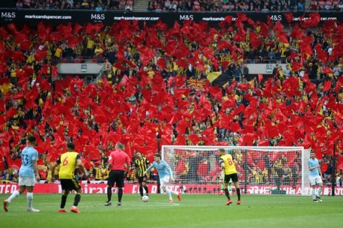 FA Cup final on August 1 could be played in front of 20,000 fans at Wembley