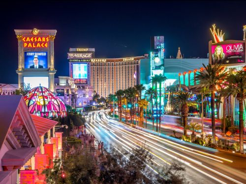 The best cheap hotels in Las Vegas with prices under $100 per night