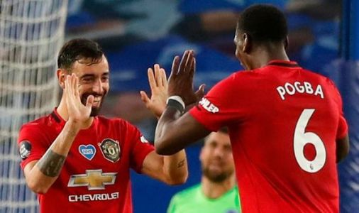 Man Utd plunged into chaos as Bruno Fernandes and Paul Pogba are injured in training clash