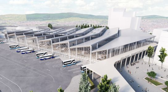 New £208m Belfast Transport Hub given green light by Stormont department