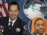 Illinois cop who exposed video of black man dying in back of a squad car is placed on leave