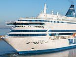 Police hire cruise ship with restaurants, nightclub and spa to house 1,000 officers for G7 summit