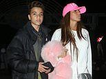 Katie Price's son Junior, 14, forced to deny asking fans to send rude pictures after someone sets up fake account