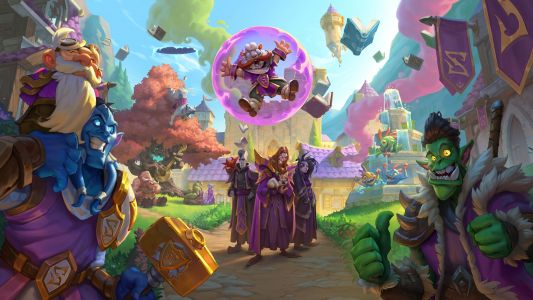 Hearthstone heads to Scholomance for its next expansion