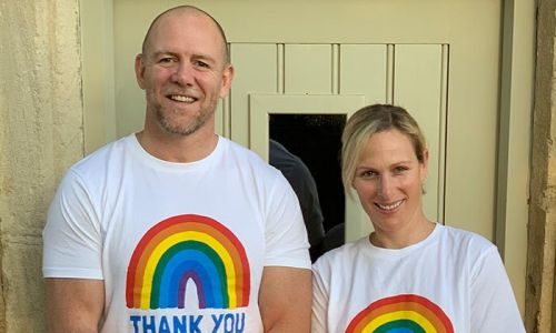 Mike Tindall opens up about lockdown life, home schooling daughter Mia and how he is helping the NHS