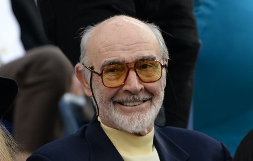 Sean Connery died of pneumonia and old age, death certificate confirms