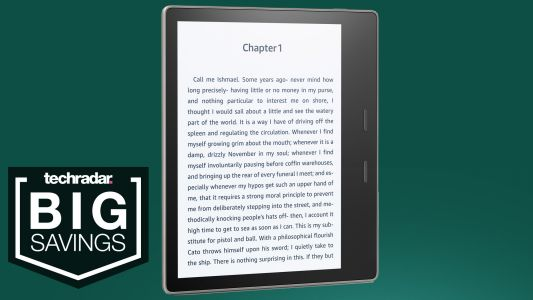 Aussie deal alert: Amazon's super-premium Kindle Oasis ereader is 38% off