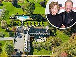 Tony Award-winning producers put their 18-acre Westchester estate on the market for $13.2million