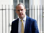 Dominic Raab hints Government is considering Tier Four coronavirus curbs