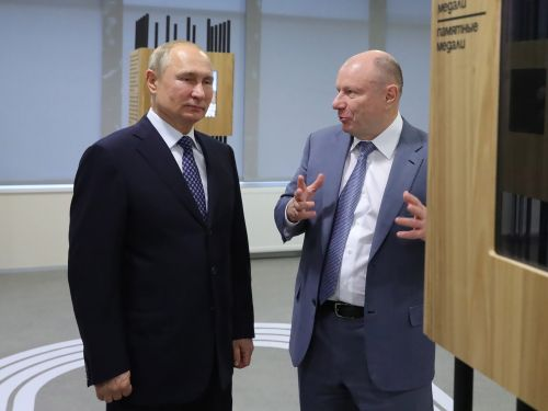 Meet the 10 richest documented Russian billionaires, who have a collective net worth of almost $180 billion