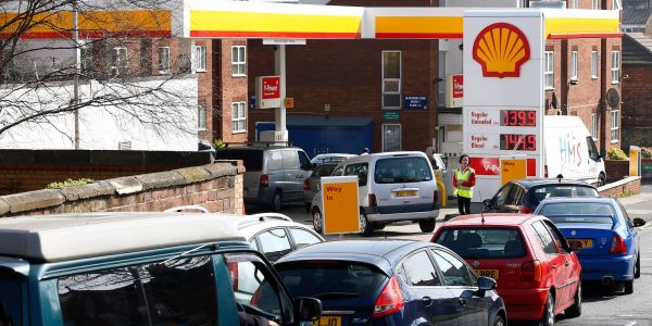 UK petrol prices hit their highest level in 4 years - but inflation holds steady