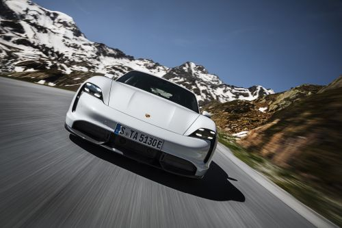 Porsche's Super Bowl ad pitted the new all-electric Taycan against some of the brand's most legendary supercars. Here's how the models would stack up in real life
