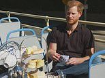 Prince Harry says The Crown gives a 'good idea' of the pressures faced by the Royal Family