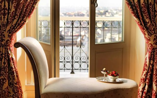 The most romantic hotels in Istanbul, including secret gardens and sigh-worthy views