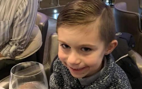 Body found in search for six-year-old Lucas Dobson, who fell into a river in Kent