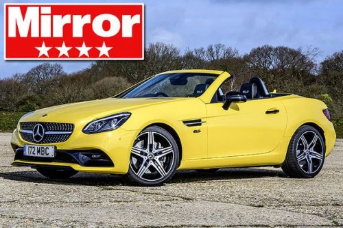 Review - Mercedes-Benz SLC 300 Final Edition is still king of the roadsters