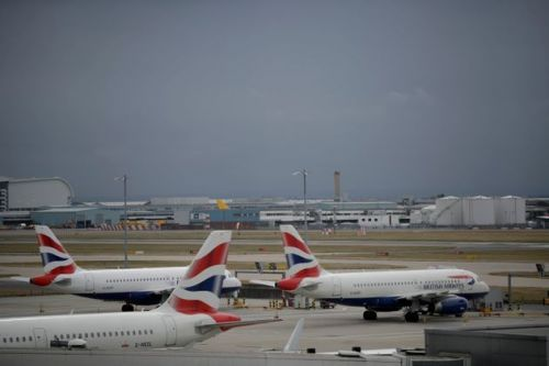 Chaos at Heathrow Airport as 'technical issues' cause mass disruption