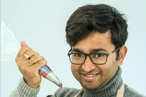 Who is Rahul Mandal? Meet the Great British Bake Off 2018 contestant