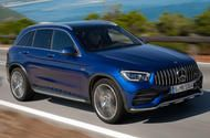 Mercedes-AMG GLC43 updated with more power and fresh looks