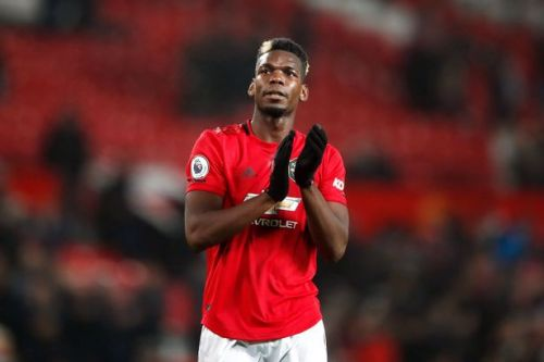 Real Madrid 'offer four players' for Man Utd star Paul Pogba