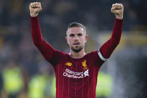 "Jurgen Klopp hails ""outstanding"" Jordan Henderson for leading by example"