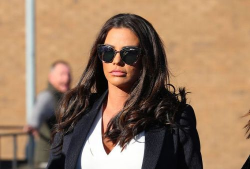 Katie Price 'devastated and fearful' as 'mucky mansion' is 'broken into and flooded by intruders'