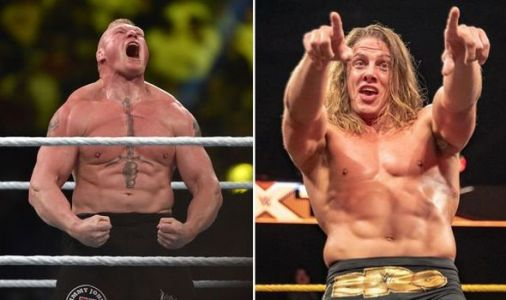 Brock Lesnar and Matt Riddle get into real-life argument backstage during WWE Royal Rumble