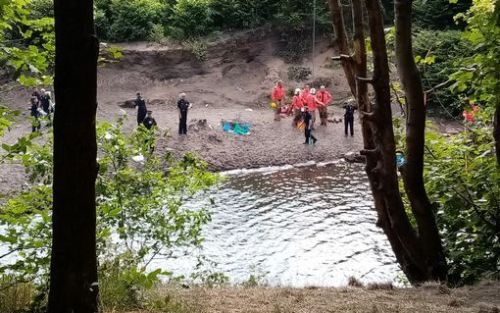 Teen missing after entering river at beauty spot in 26C heatwave as major search op under way