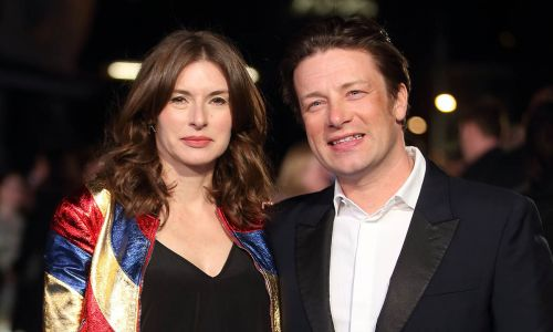 Jools Oliver shares adorable photo of youngest son River - see what's she called him!