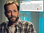 Luke Perry's final Riverdale episode airs this week - two months after his death