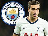 Pep Guardiola 'lines up £40m bid for Tottenham's Harry Winks. with Jose Mourinho prepared to sell