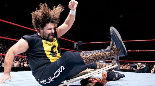 Toni Storm pays tribute to WWE legend Cactus Jack with special nod to Mick Foley's alter ego