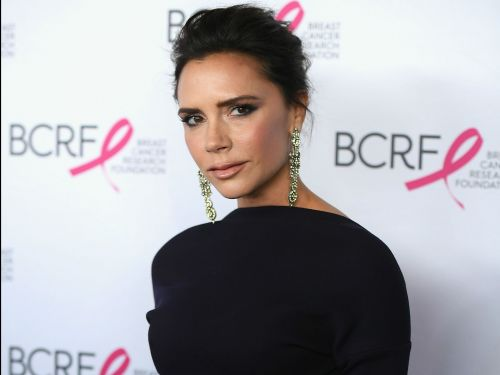 """Victoria Beckham dancing to """"Spice Up Your Life"""" is a perfect afternoon treat"""
