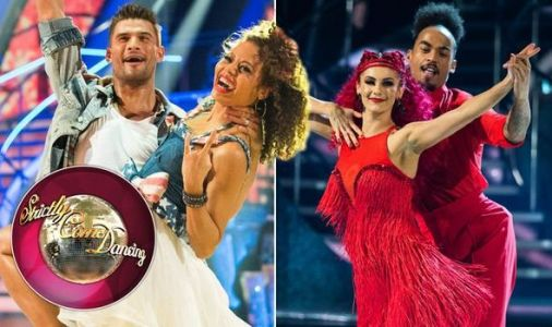 Strictly Come Dancing results: Who left Strictly tonight?