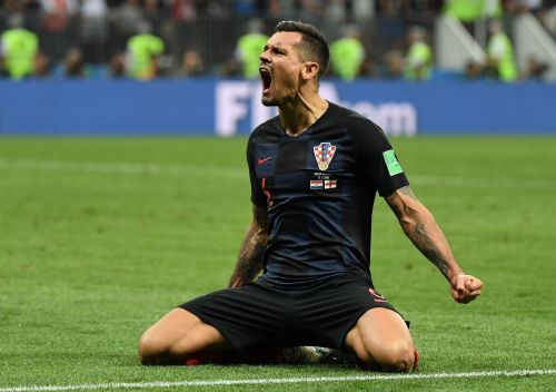 Dejan Lovren claims he is one of the best defenders in the world after Croatia beat England